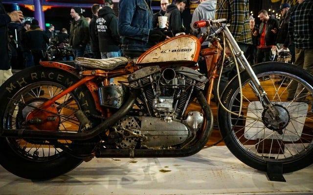 Patina Is Good, et cette Harley-Davidson Barn Find en est la preuve