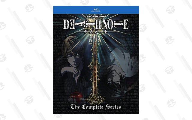 Blu-Rayでアメージングデスノートアニメを見るためにわずか15ドルを支払う