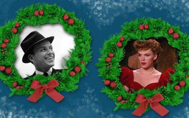 陽気な「リトルクリスマス」、ジュディガーランド、フランクシナトラは誰ですか?