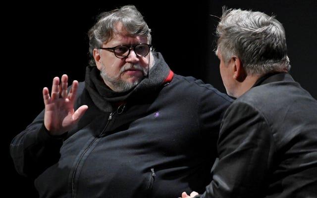 Guillermo del Toro Menjelaskan Mengapa Dia Hanya Melakukan Film 'Bonkers'