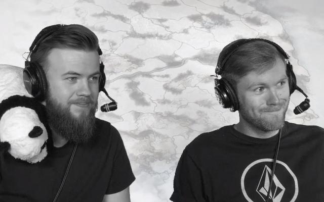 कुल युद्ध समुदाय प्रबंधक अंतिम लाइवस्ट्रीम पर YouTuber A 'डिकहेड' कहता है