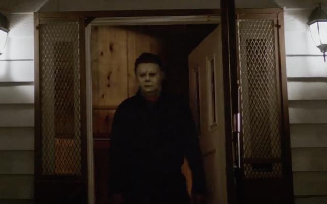 В первом трейлере к Хэллоуину Майкл снова проигрывает, но Джейми Ли Кертис готов к мести