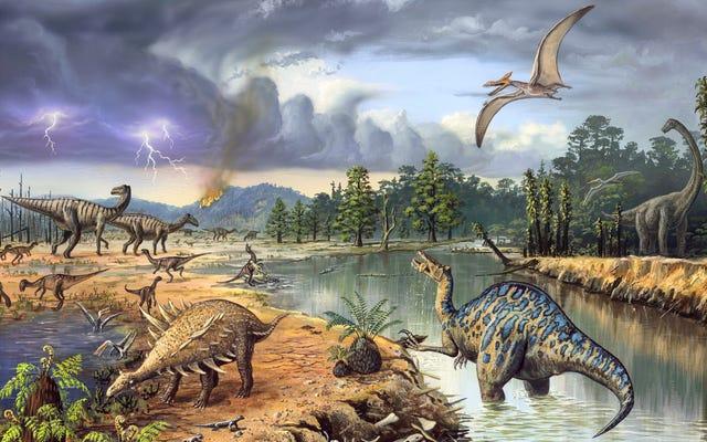Aptal dinozorlar aptal zevkleri yüzünden olmuş olabilir