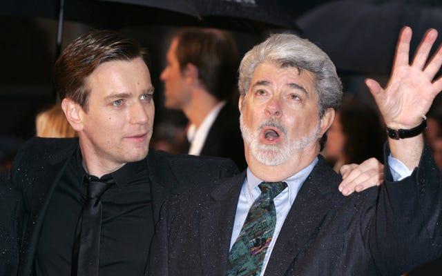 Ewan McGregor, Obi-Wan'ın geri döndüğünü doğruladı bebeğim!