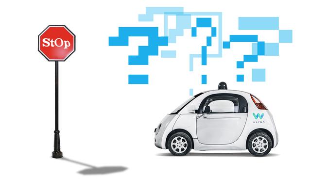 Todos deben dejar de asumir que los vehículos autónomos serán más seguros que los humanos