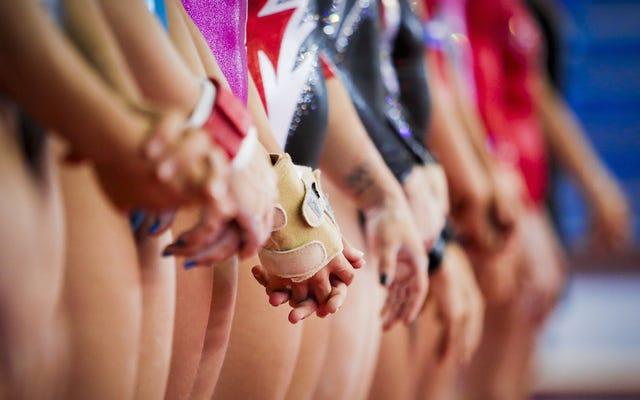 虐待の申し立てを無視して捕食者を可能にしたと非難された米国体操