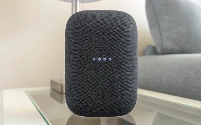 AppleMusicがNestAudioスマートスピーカーに登場