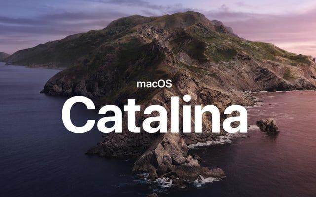 ประกาศ MacOS 10.15 Catalina ทั้งหมดจาก Keynote WWDC 2019 ของ Apple