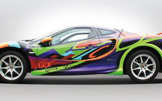 Dziesięć najśmieszniejszych samochodów z edycji specjalnej