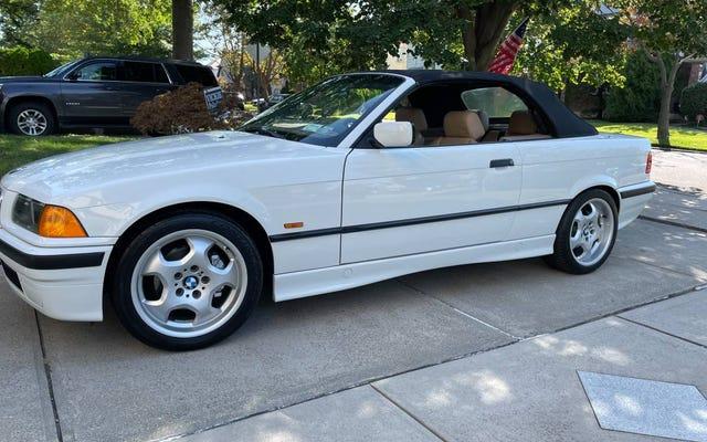Với giá 12,900 đô la, chiếc BMW 323ci 1999 giá rẻ này có thể trở thành giá trị hàng đầu không?