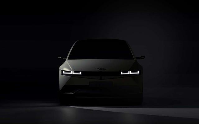 รายงาน: รถยนต์ไฟฟ้าของ Apple อาจใช้แพลตฟอร์ม E-GMP ของ Hyundai