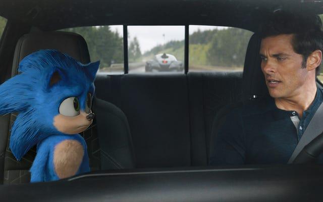 ไม่มีการแปลงโฉมแบบดิจิทัล (หรือฟันที่เล็กลง) สามารถแก้ไขทุกสิ่งที่ผิดพลาดด้วย Sonic The Hedgehog