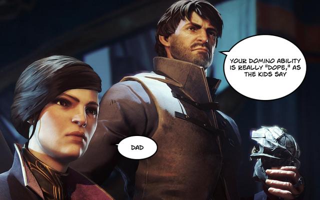 Dishonored2のニューゲームプラスは本当に良いです