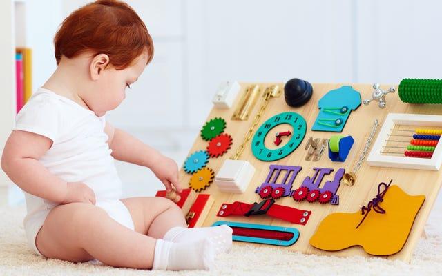 Crea una tavola piena di impegni per il tuo bambino