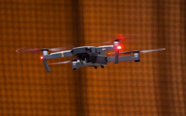 FAAは消費者向けドローンのリモート識別システムに取り組んでいます