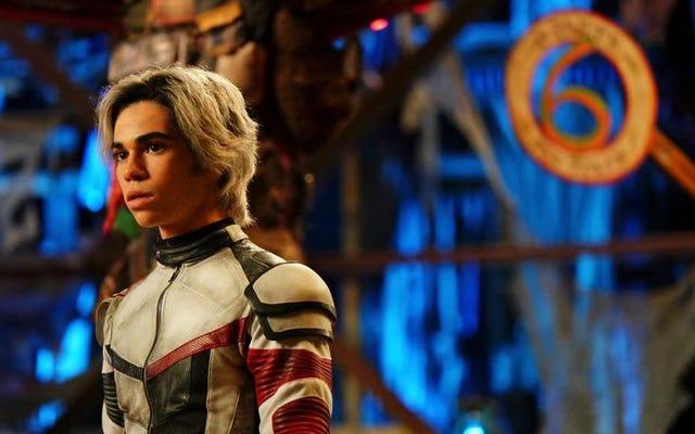 Cameron Boyce, star de Disney Channel et acteur des descendants, décède à 20 ans