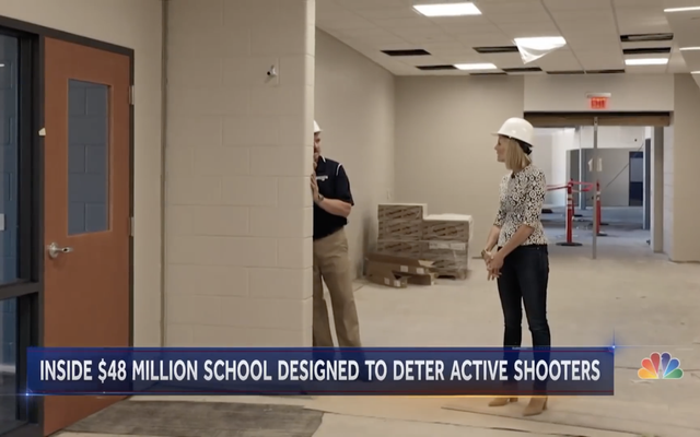 Bagaimana Sekolah Didesain untuk Meminimalkan Jumlah Kematian Selama Penembakan Massal