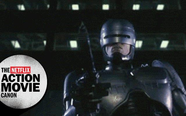RoboCop Adalah Film Terbaik Yang Pernah Dibuat