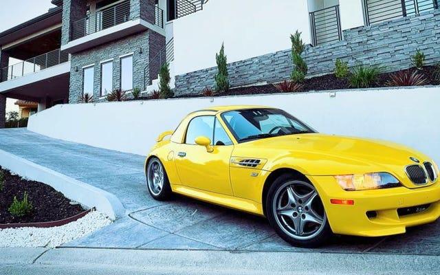 A $ 25,000, ¿este BMW M Roadster 2000 supercargado significa que Dinan está servido?