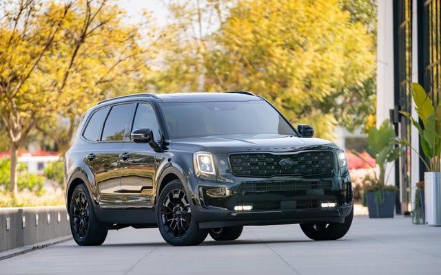 起亜自動車のディーラーは、テルライドの需要は、80,000ドル近くで販売できることを意味すると考えています。
