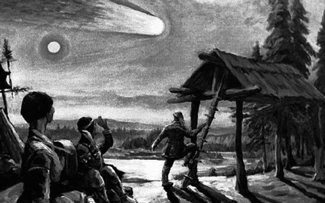 100年経った今でも、これまでに記録された地球への最大の影響の起源はわかりません。