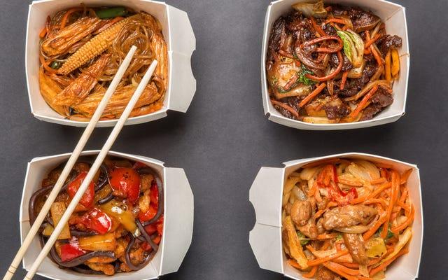 """Sözlükte """"Çin restoranı sendromu"""" var ve tanımının yenilenmesi gerekiyor"""