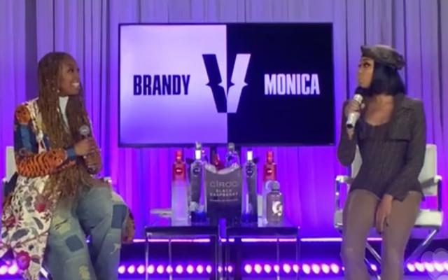 Le record est à moi: Brandy et Monica font l'histoire de Verzuz avec 1,2 million de téléspectateurs sur IG