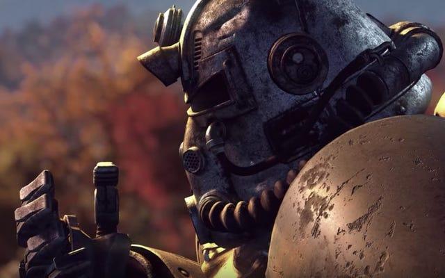 Познакомьтесь с моддером, который старательно воссоздает Fallout 76 в Fallout 4