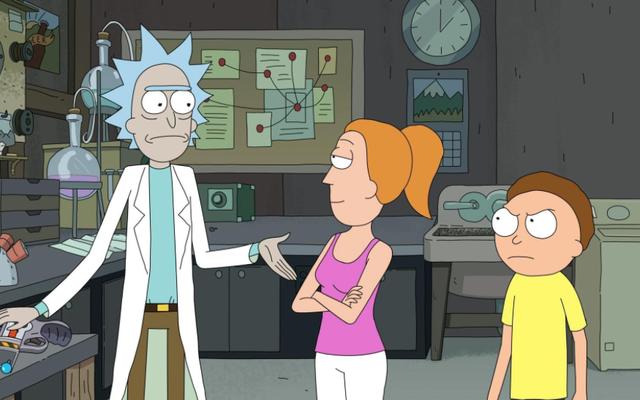 Rick And Morty hiện là bộ phim hài được xếp hạng hàng đầu trên TV