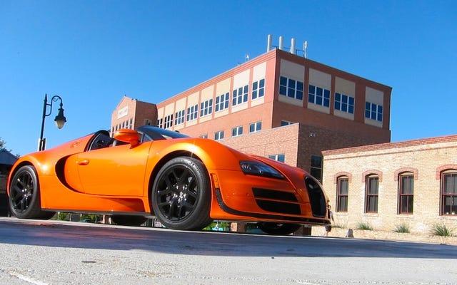235万ドルのブガッティヴェイロンヴィテッセを運転することで学ぶ18のこと