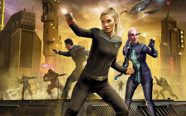 Najlepsze spojrzenie na przyszłość uniwersum Star Trek pochodzi z gry wideo
