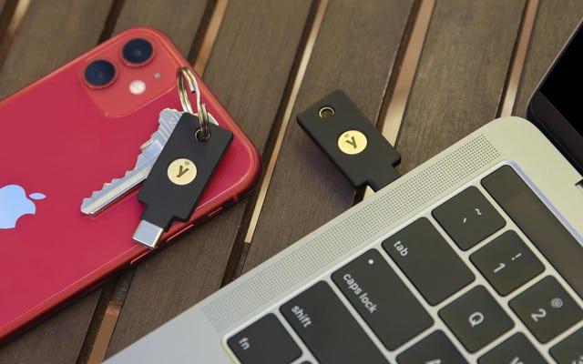 Yubico dodaje znacznie więcej wygody do swojego najnowszego klucza bezpieczeństwa