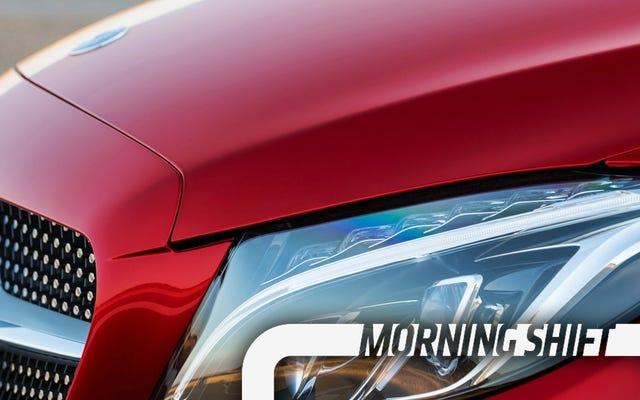 メルセデス、レクサスと次のクライスラーミニバンはあなたのデトロイト自動車ショーのヘッドライナーです