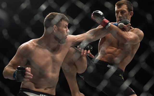 UFC 199 Adalah UFC Yang Terbaik Dan Terburuk