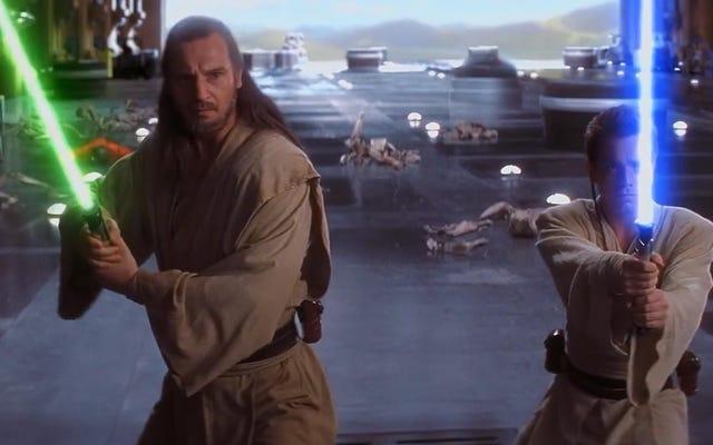 ความคิดของ Dave Filoni เกี่ยวกับ The Phantom Menace เป็นสิ่งที่ต้องดู Star Wars TV