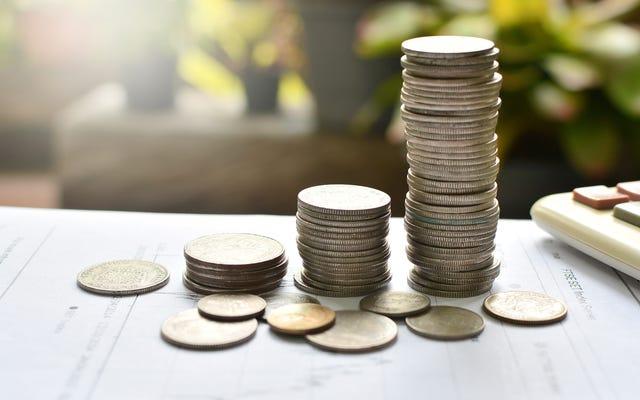 「72の法則」を使用して、投資が2倍になるまでの時間を計算します。
