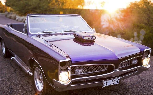 Черт возьми, вы можете арендовать Pontiac GTO из XXX: Возвращение Ксандера Кейджа