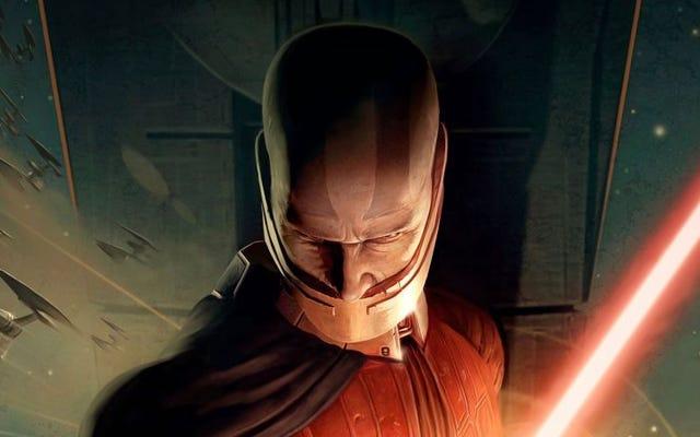 Lucasfilm đang thực hiện một dự án liên quan đến Knights of the Old Republic