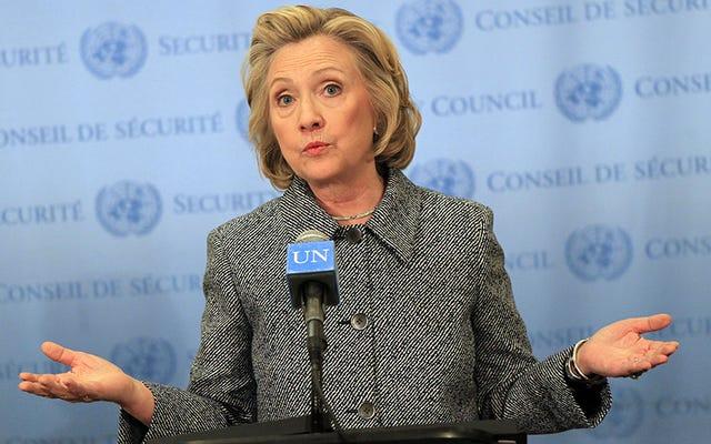 Le FBI sur les e-mails de Clinton: ce que nous avons dit la première fois