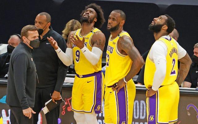 LeBron se n'è andato e l'NBA non gli ha fatto alcun favore con una breve offseason