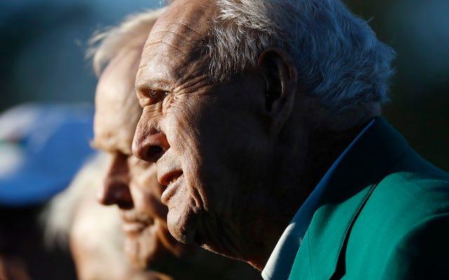 アーノルドパーマーは87歳で死んだ