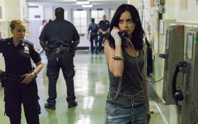 Krysten Ritter bleibt Jessica Jones 'größte Stärke