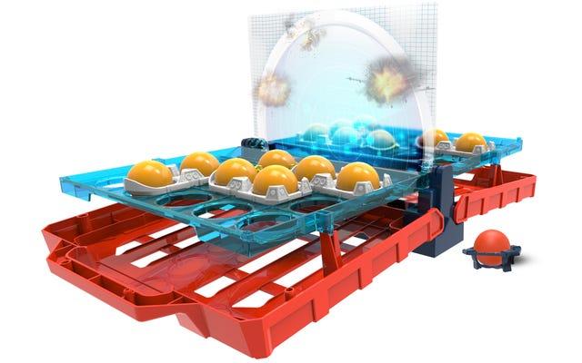 Hasbro a mis à jour le cuirassé pour la génération Beer Pong