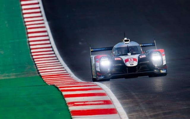 El último Le Mans para LMP1 albergará un récord de seis coches bajos