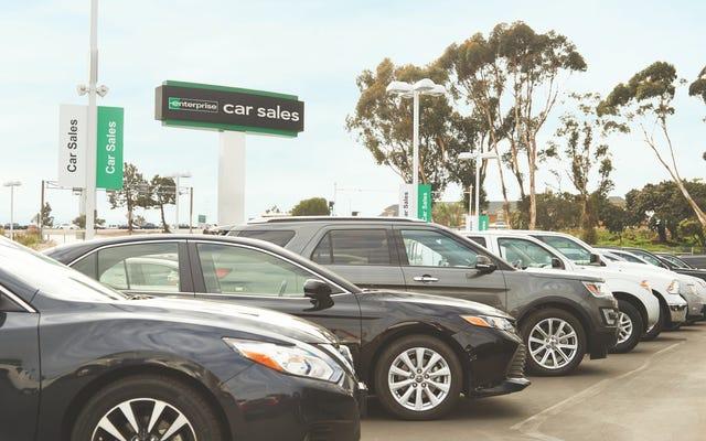 ราคารถยนต์มือสองมีแนวโน้มที่จะลดลง แต่อาจไม่เกิดขึ้นภายในสองสามเดือน