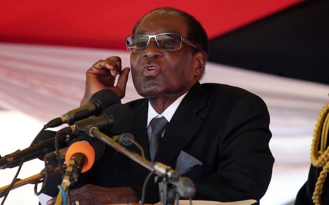 ジンバブエで、国の大統領を侮辱したとされるツイートで逮捕されたアメリカ人女性