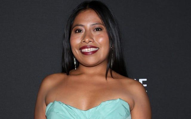 Yalitza Aparicio ของ Roma กำลังทำงานในภาพยนตร์เรื่องแรกของเธอนับตั้งแต่ได้รับการเสนอชื่อเข้าชิงรางวัลออสการ์ปี 2019