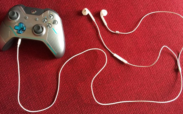 Xbox One (Apple के ईयरबड्स की तरह) पर बज़िंग हेडफ़ोन के लिए एक आसान फिक्स