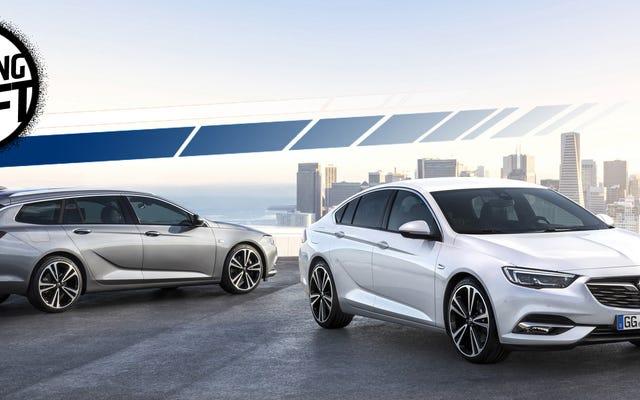 GM en pourparlers pour abandonner Opel sur PSA Peugeot-Citroën, mais où cela laisse-t-il Buick?