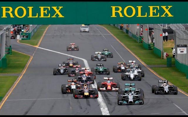 Bill Burr dał prawdopodobnie najlepsze podsumowanie Grand Prix Australii